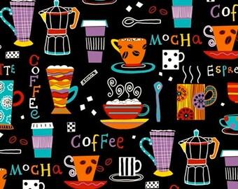 COFFEE SHOP by Blank Quilting 6920  1 3/4 yq4ew