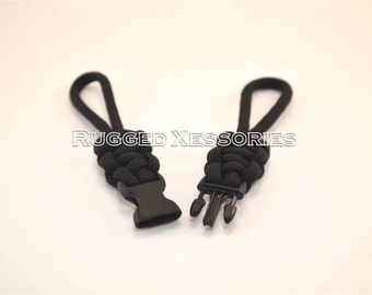 Paracord Clips-Replacement pack-Paracord Camera Strap-Camera Strap-Survival Camera Strap-Shoulder Strap-Camera Accessories-Sling