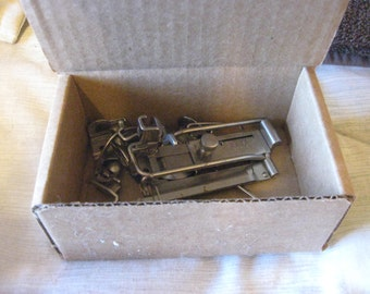 Vintage Greist  Sewing Machine  Attachments Set 8   CL17-31