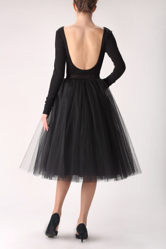 Find black tulle skirt long at ShopStyle. Shop the latest collection of black tulle skirt long from the most popular stores - all in one place.