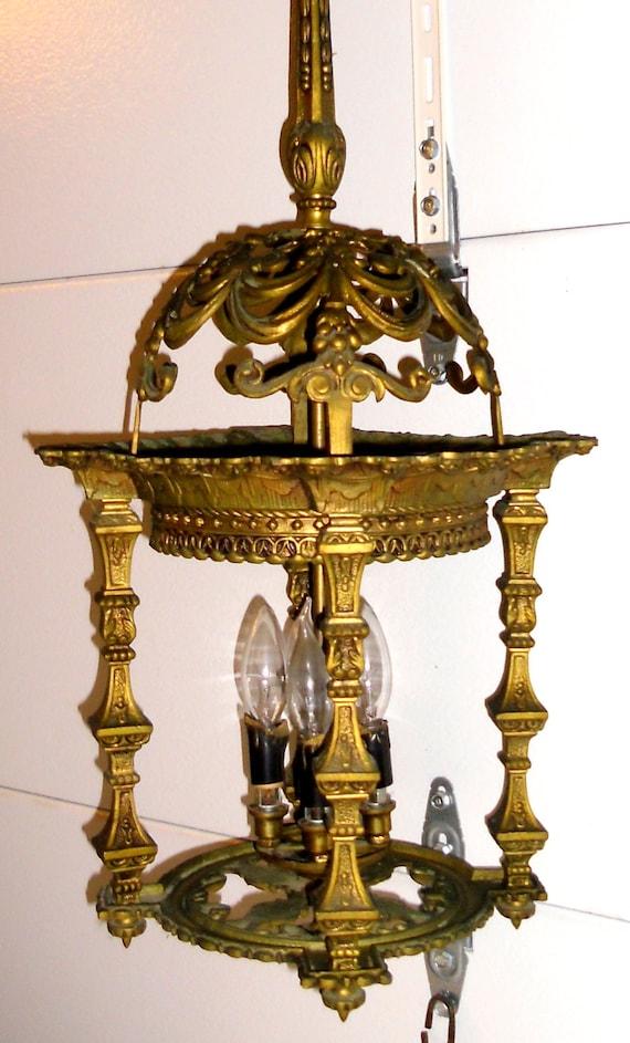 Antique Lantern For Sale Sale Vintage Brass Lantern