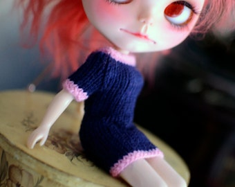 OOAK  Knit Dress Blythe