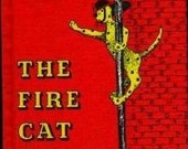 The Fire Cat, Illustrated Children's, I Can Read Book, Weekly Reader - Buy 2 Get 1 FREE Sale