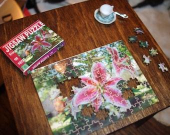 Miniature Jigsaw Puzzle