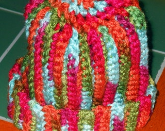 Baby/Child crocheted Hat with brim