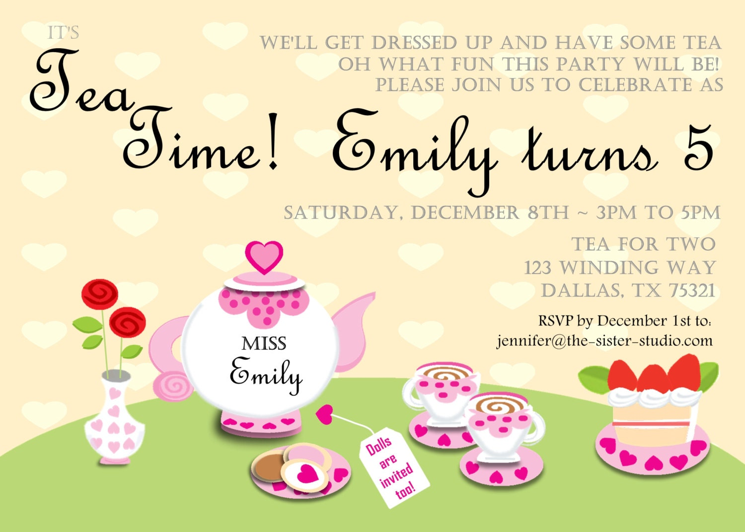 Childrens Birthday Invites is awesome invitations layout