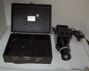 Antique Kodaslide Projector in Carrying Case