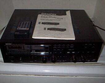 Denon AV Recveiver Radio