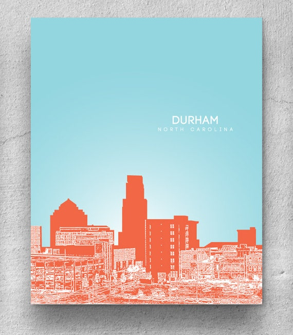 Durham North Carolina City