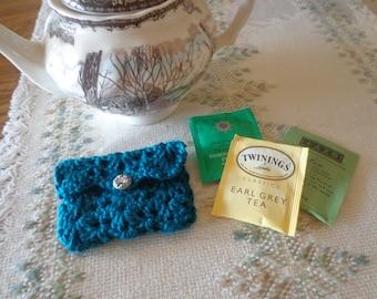 Tea To Go Tea Bag Wallets
