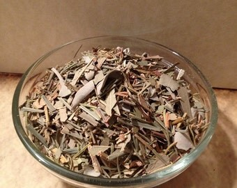 Repel Evil Herbal Blend - Wicca Voodoo Hoodoo Santeria Pagan Smudge