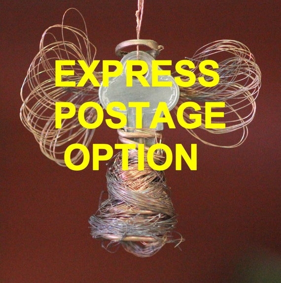 Express Post, domestic and international with tracking