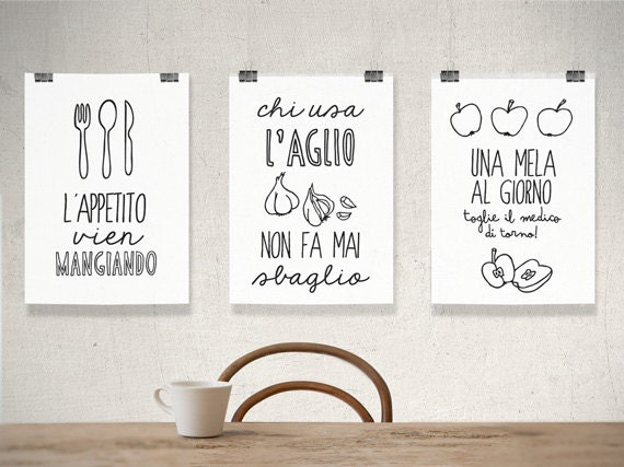 Italian Kitchen Quotes Quotesgram
