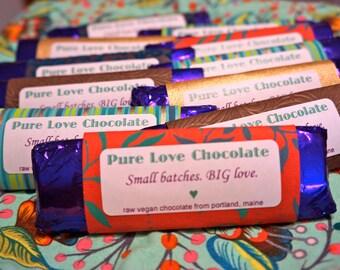 Pure Love Chocolate Bars