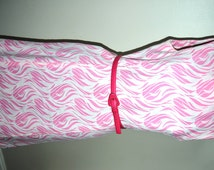 SALE! Late 50s/Early 60s Pretty in Pink Union Made Shift Dress Mad Men Career Dress
