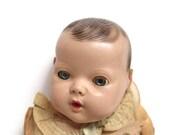 1930's Effanbee Dy-Dee Baby Doll, Vintage Effanbee Doll All Original
