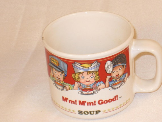 Campbell Soup Good Campbells Soup Mug Mmm Mmm