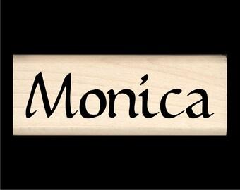Name Stamp - Monica