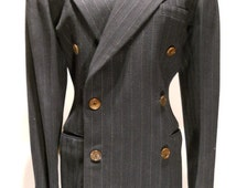 The Most Important 1930 Jacket Suit Coat Ever To Come From Galveston, Texas