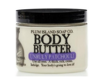 Body Butter: Unruly Patchouli