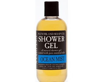 Shower Gel: Ocean Mist