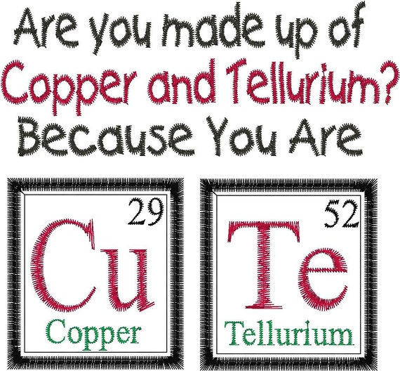 Periodic table joke design cute like this item urtaz Choice Image
