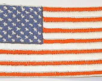 Iron-On Patch - AMERICAN FLAG