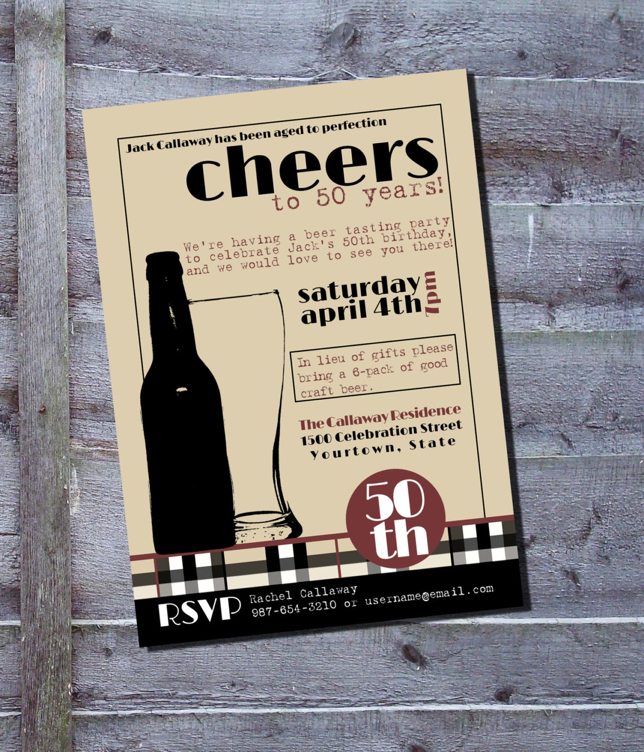 Beer Tasting Birthday Party Invitations images – Beer Tasting Party Invitations