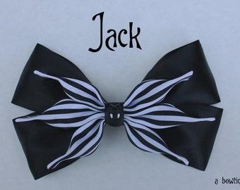 jack hair bow