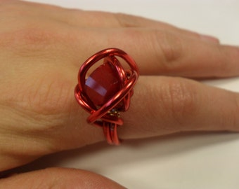 Elvish Ring-Narya-Ring of Fire