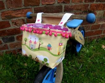 Handlebar bag wheel bag of kid's Scooter or bike bag