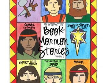Volume 2: Interactive Book of Mormon for Kids (PDF)