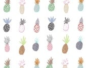 Wall art. home decor.Limited Edition prints.Pineapple print Wall decor. Illustration.art print.