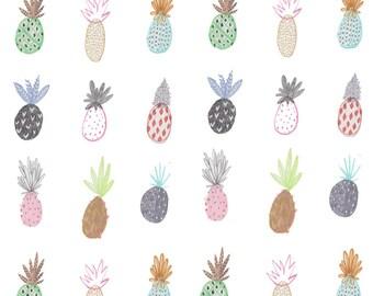 Wall art. home decor.Limited Edition prints.Pineapple print Wall decor. Illustration.art print.