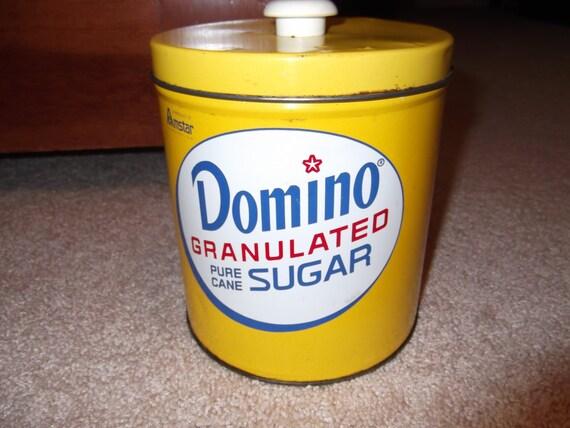 Collectible Jl Clark Tin Vintage Easy