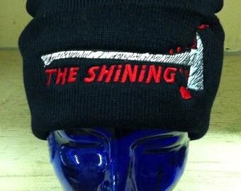The Shining beanie 70's retro horror