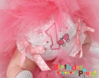 Butterfly Fly Away Bloomer Personalized for your child (375-b)