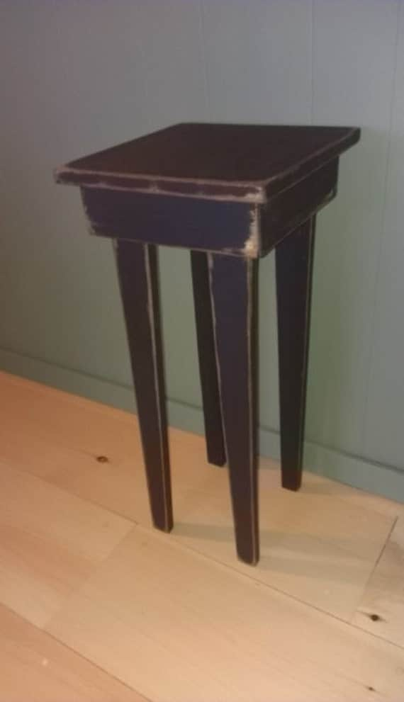Small Primitive Side Tables