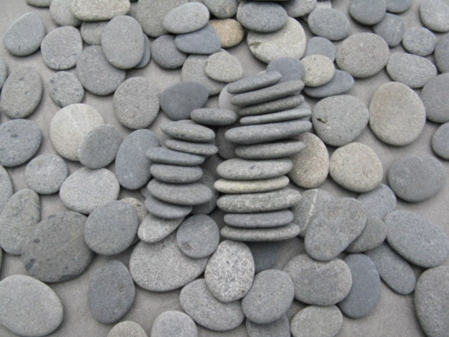 Flat Rock Stone : To smooth flat beach rocks wedding