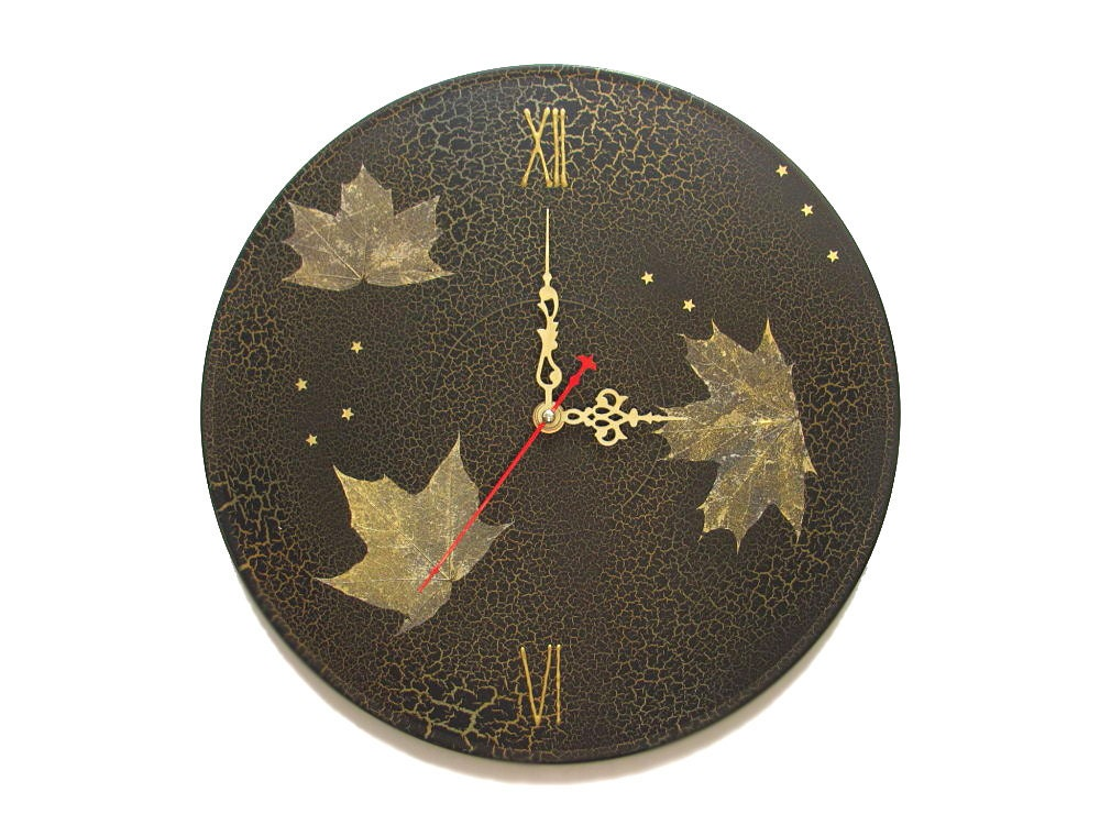 Unique Wall Clock Large Wall Clocks Housewarming Gift
