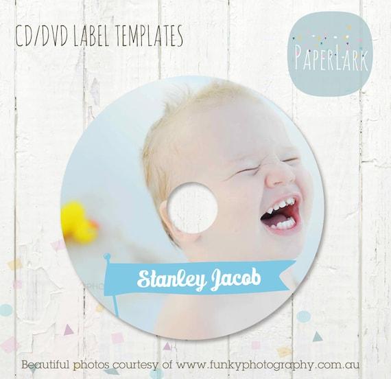 cd dvd label photoshop template es001 instant download. Black Bedroom Furniture Sets. Home Design Ideas