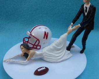 ohio state michigan wedding cake toppers wedding cake topper ohio state st buckeyes by 17977