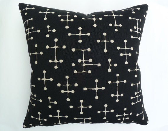 MidCentury modern Pillow Charles & Ray Eames Small by MaiaModern