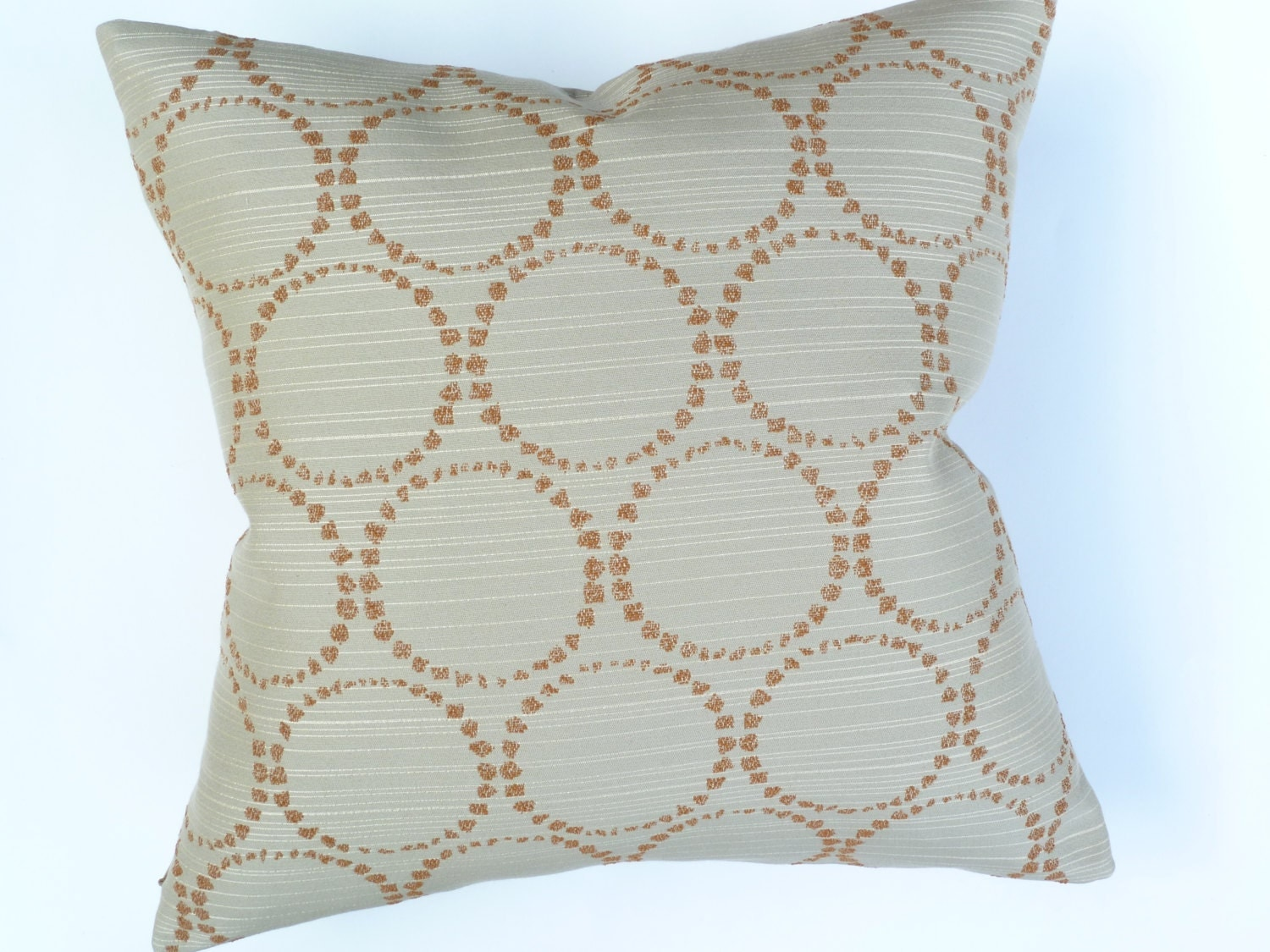 Modern Accent Pillow Momentum Textiles Stucco by MaiaModern
