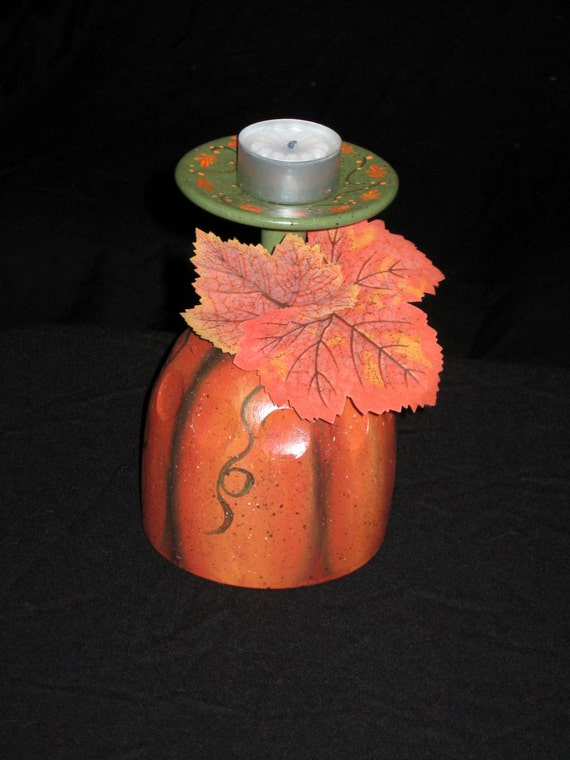 Halloween Votive Candle Holders