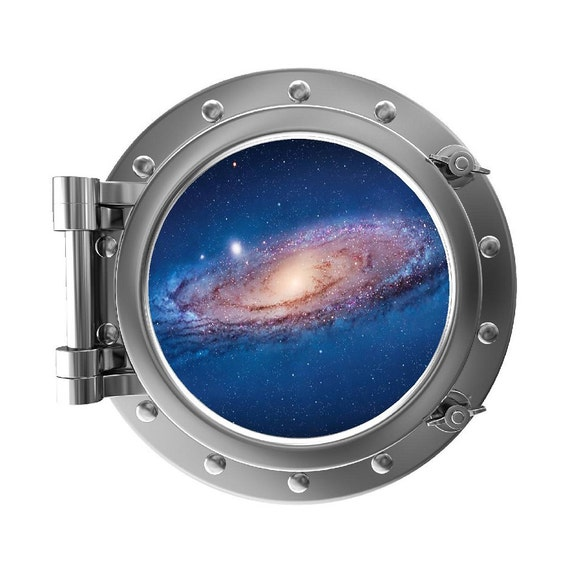 12 Portscape Instant Space Porthole Window Milky By
