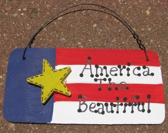 10977AF - America the Beautiful