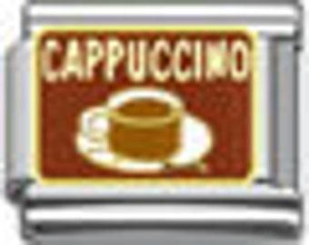 9 mm Italian Charm, Cappuccino