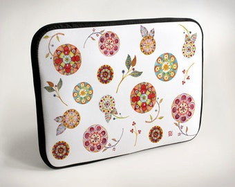 Flowers - Laptop Case - Laptop Bag - Laptop Sleeve