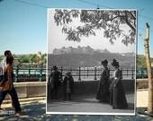 Budapest, Duna korzó Embankment, Castle (fortepan27657) 1900-2012
